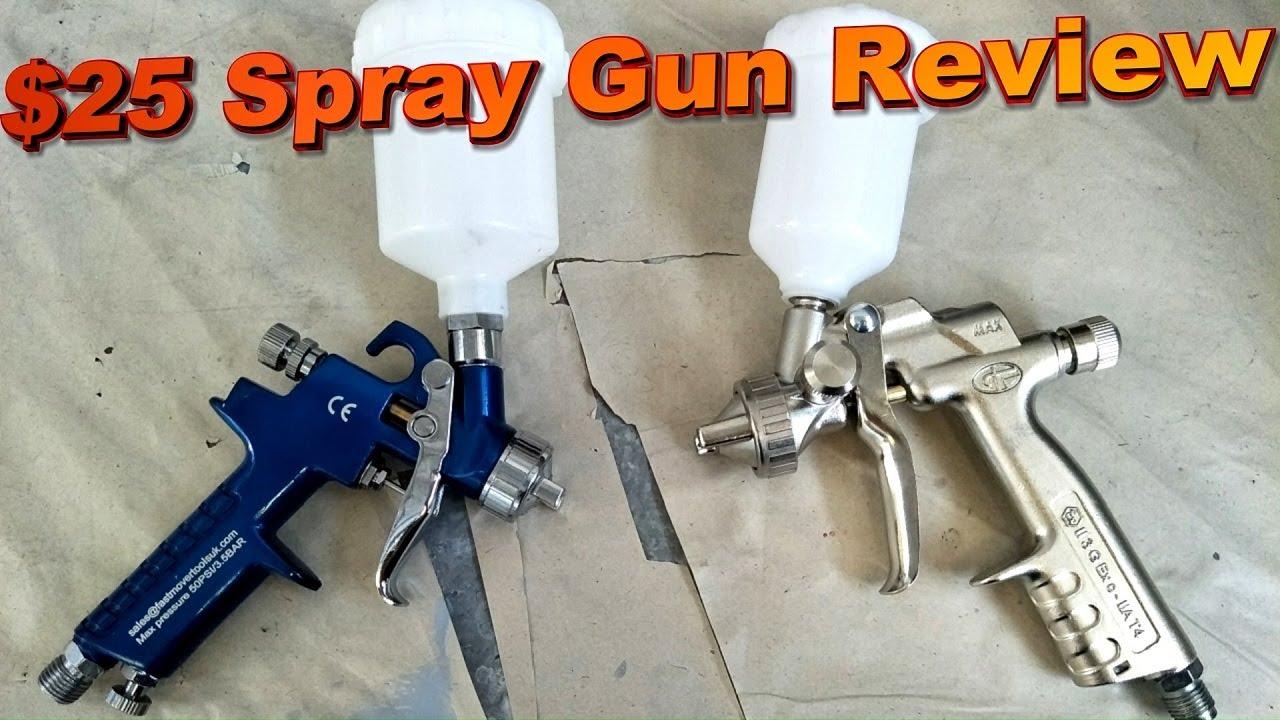 Ultra Spray Gun Review