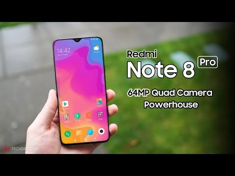 Xiaomi Redmi Note 8 Pro OFFICIAL LOOK