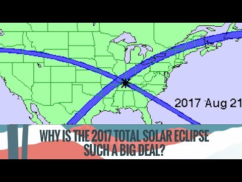 Why is a Total Solar Eclipse Such a Big Deal?