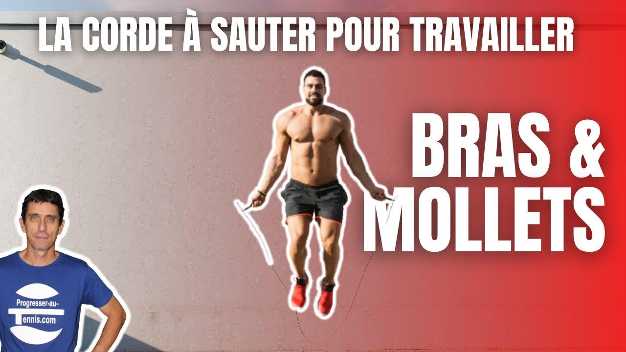 54 exercices de corde à sauter - Progresser au tennis ...