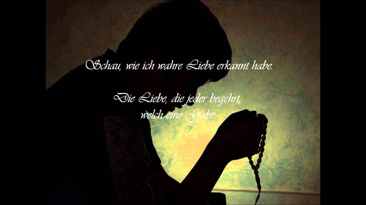 Gedicht mutter islam