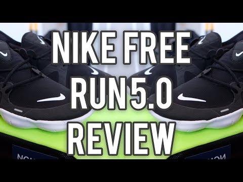 Does It Basketball? Nike Free Run 5.0