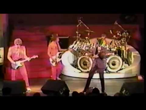 THE TUBES - LIVE IN SAN FRANCISCO.   1983.