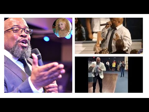 Hood Evangelist HIDDEN SECRETS of Prophet Dr. Todd Hall Praise break, Prophesying & Singing Reve