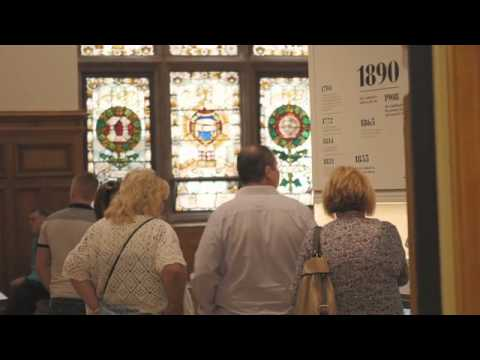 Explore the Guildhall and Tower Museum