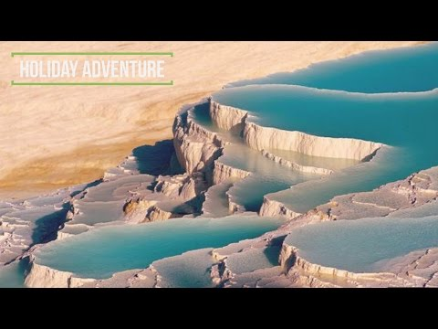 Vacation to Istanbul Ankara Cappadocia Pamukkale and The Torquoise Coast