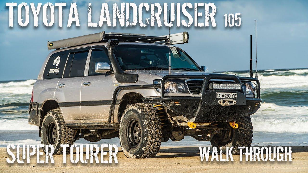 Kelebihan Kekurangan Toyota Land Cruiser 105 Murah Berkualitas