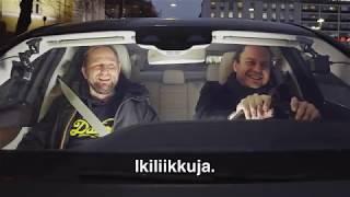 Kyytipojan matkassa: Mika Eirtovaara