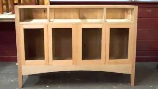 Process Of Building Sideboard