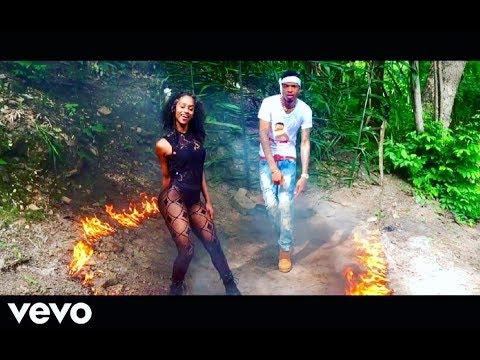 Brandon Star ft Niecy Bwoss - Body Wine (Official Music Video)