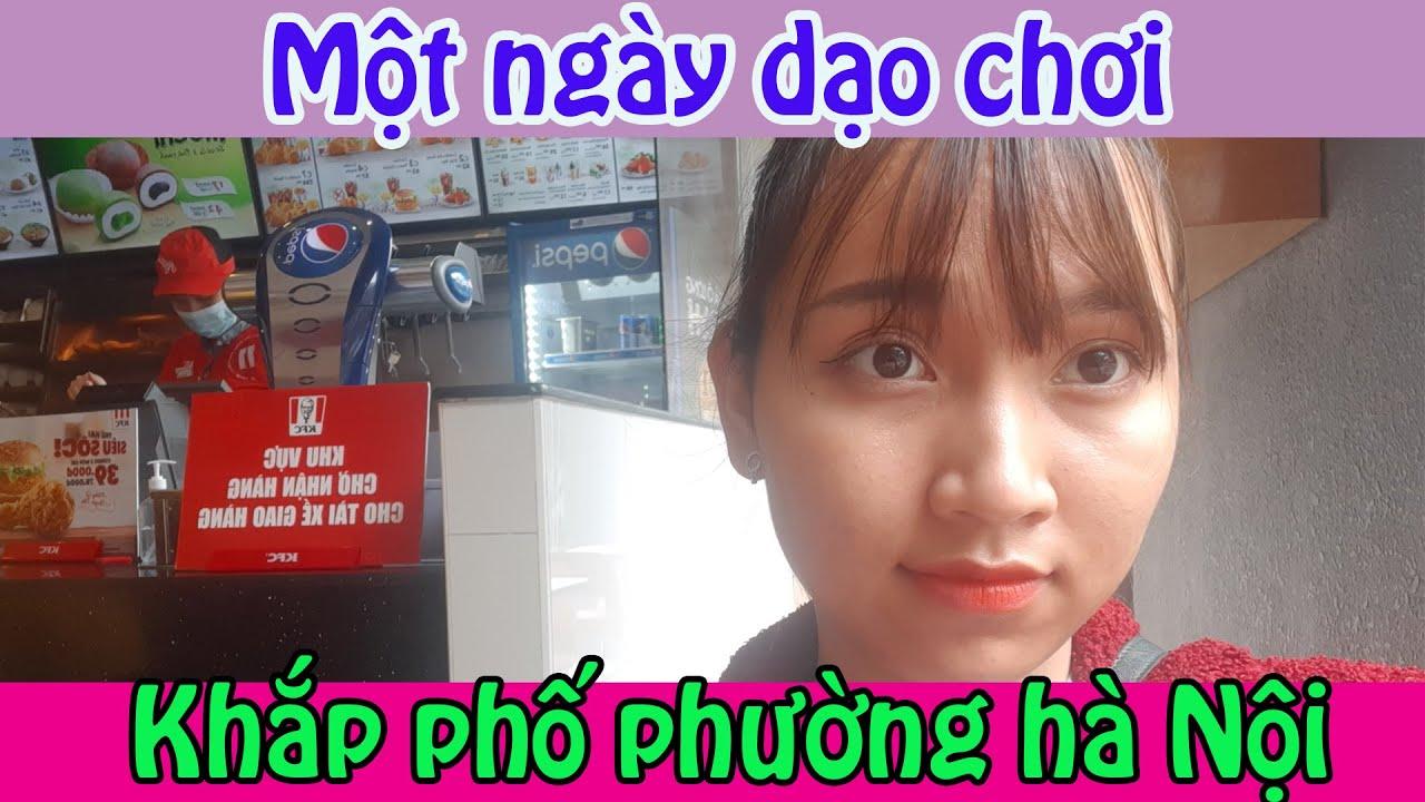 Một ngày dạo chơi khắp đường phố Hà Nội của Phương Linh