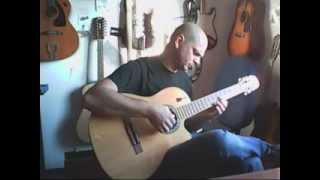 Sacred metal - Doomsword acoustic cover by GaB (Nightcomer)