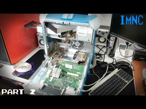 The Worlds Fastest Power Mac G3 Blue & White (Part 2) | IMNC