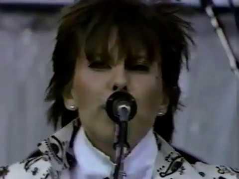 The Pretenders - Live Aid 1985
