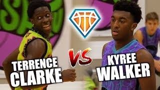 Kyree Walker & Terrence Clarke Kick Off FIRST EVER MSHTV Alumni Game with a BANG!!