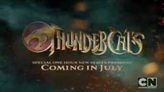 ThunderCats 2011 Animated Series Sneak Peek trailer