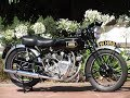 1948 Vincent HRD Rapide For Sale