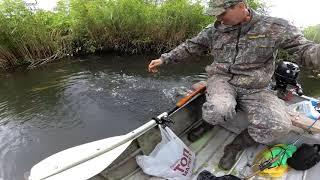 Рыбалка на малых реках с Эдуардом Лобановым
