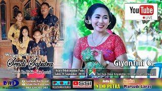 🔴 Live Tayub GIYANTINI Cs. Nido Putra Audio // Bulu Kropak 28 September 2019