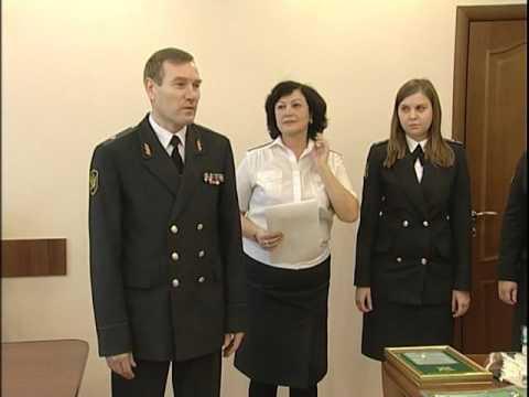 Судебные приставы поздравили и наградили зауральские СМИ