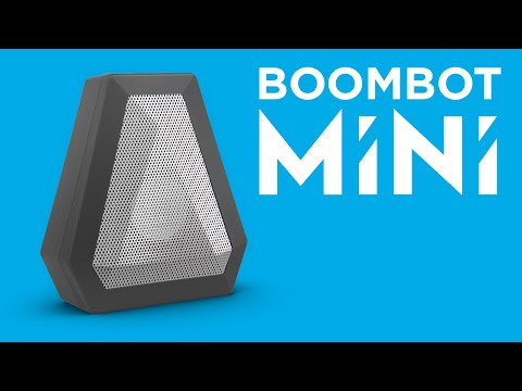 Boombot MINI Overview
