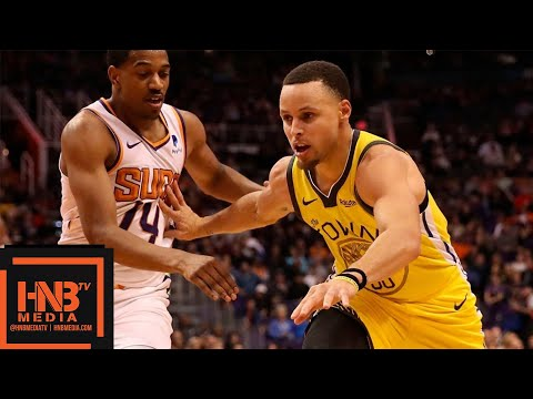 GS Warriors vs Phoenix Suns Full Game Highlights | 12/31/2018 NBA Season