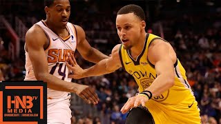 GS Warriors vs Phoenix Suns Full Game Highlights | 12/31/2018 NBA Season