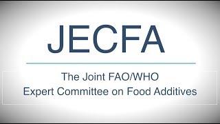 JECFA is an international scientific expert committee.