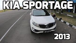 KIA Sportage EX 2013 Review ( Indonesia )