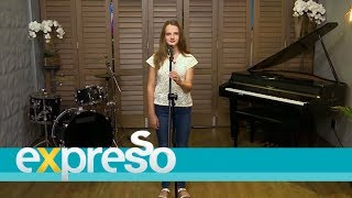 "Amira Willighagen performs ""With All My Heart"""