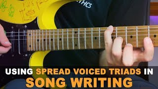 Baixar Using Spread Voiced Triads For Melodic Fingerstyle Composition | Song Writing