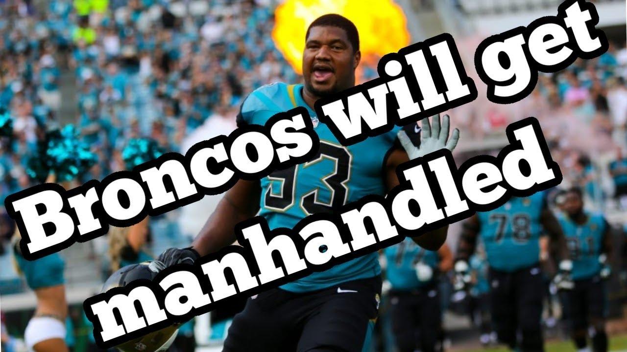 Jacksonville Jaguars vs. Denver Broncos: Week 4 live gameday blog