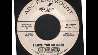 The Top Notes - I love you so much -  Soul.wmv