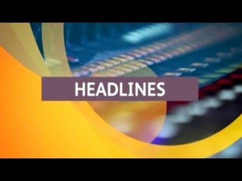 #SABCNews Headlines @06H30 | 03 October 2017