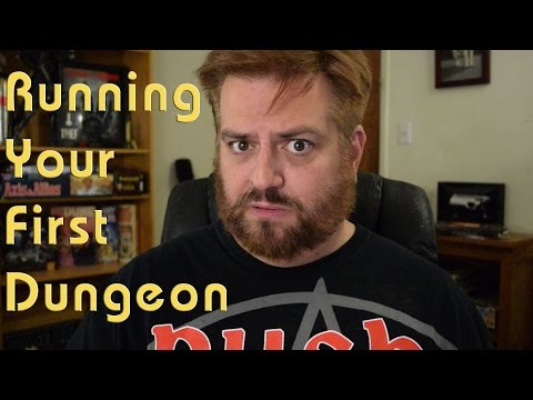 Running Your First Dungeon, Running the Game #3