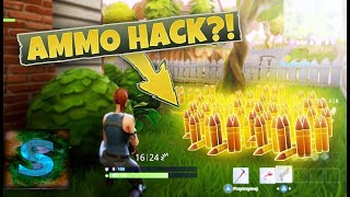 How To Get *MAX* Ammo In PlayGround Fortnite Battle Royal