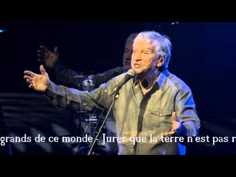 Georges Chelon - La belle endormie - Charlie (paroles et musique)