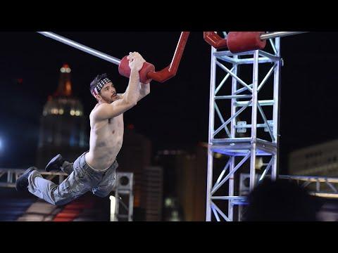 Drew Drechsel At The Vegas Finals: Stage 3 - American Ninja Warrior 2019