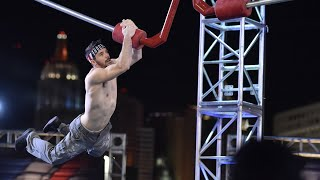 Drew Drechsel at the Vegas Finals: Stage 3 - American Ninja Warrior 2019