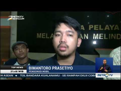 Pengemudi Mobil yang Pukul Anggota TNI Minta Maaf