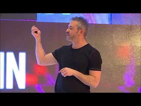 Jason Goldberg, on Blockchain technology at World Blockchain Summit Dubai