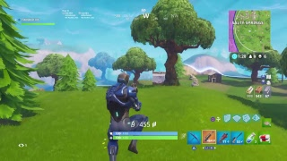 Fortnite / OP SKILLS //playing passive//Becoming the best
