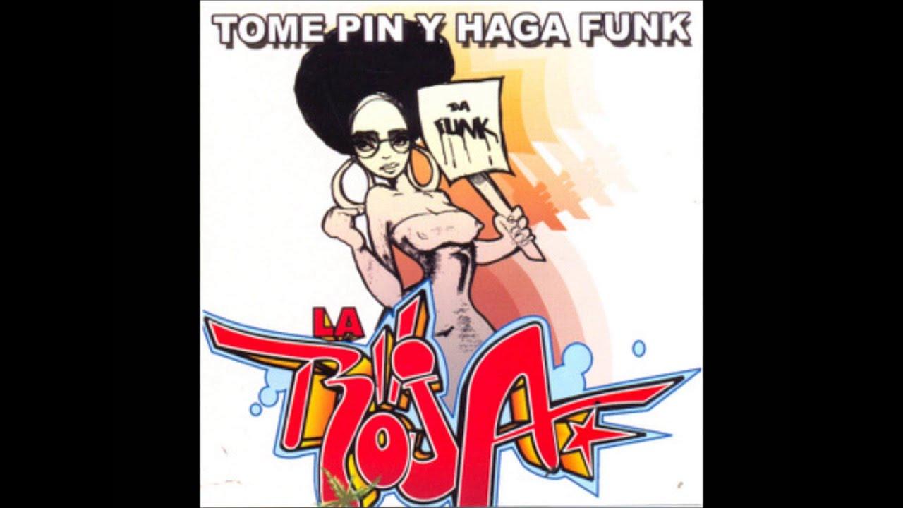 La Roja Funk - Disco Dennis Fever