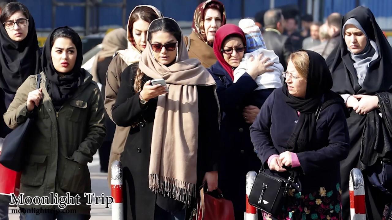 Iran Dress