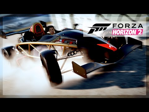 Forza Horizon 2 - King in Kit Cars, Color Glitch, and More
