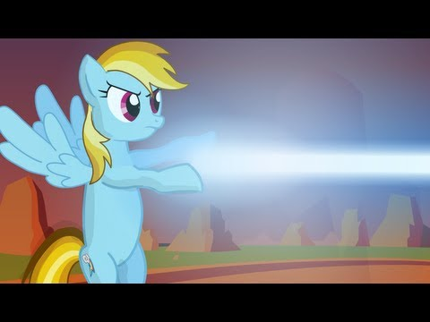 Dragon Ball Z Re-enacted by Ponies from YouTube · Duration:  46 seconds