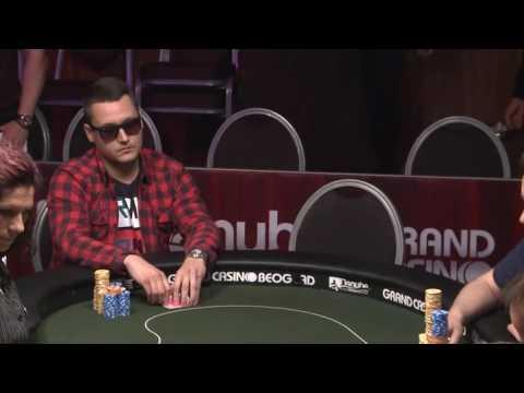 Danube Poker Masters 11 / 3