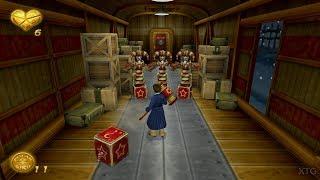 The Polar Express PS2 Gameplay HD (PCSX2)