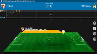 Sevilla vs Zalgiris