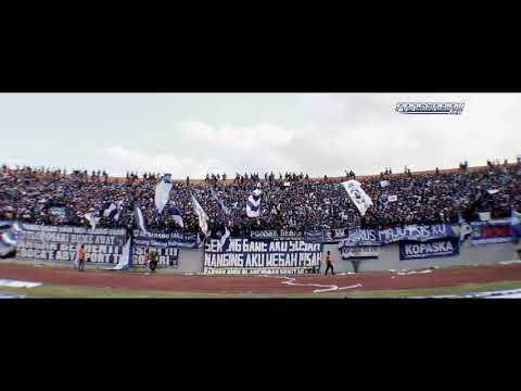 Salah satu chant terbaik di Indonesia yang dimiliki panser biru